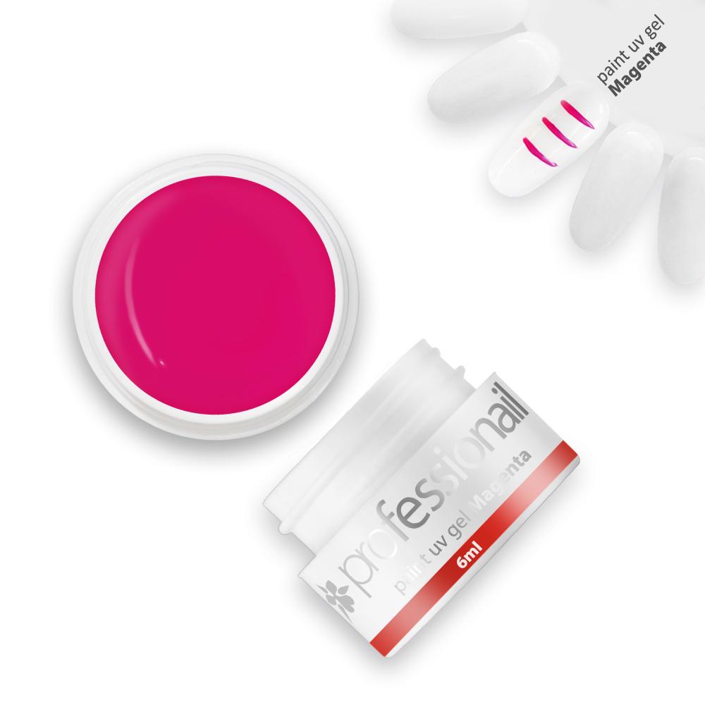 Paint UV zselé 5ml Professionail® Magenta