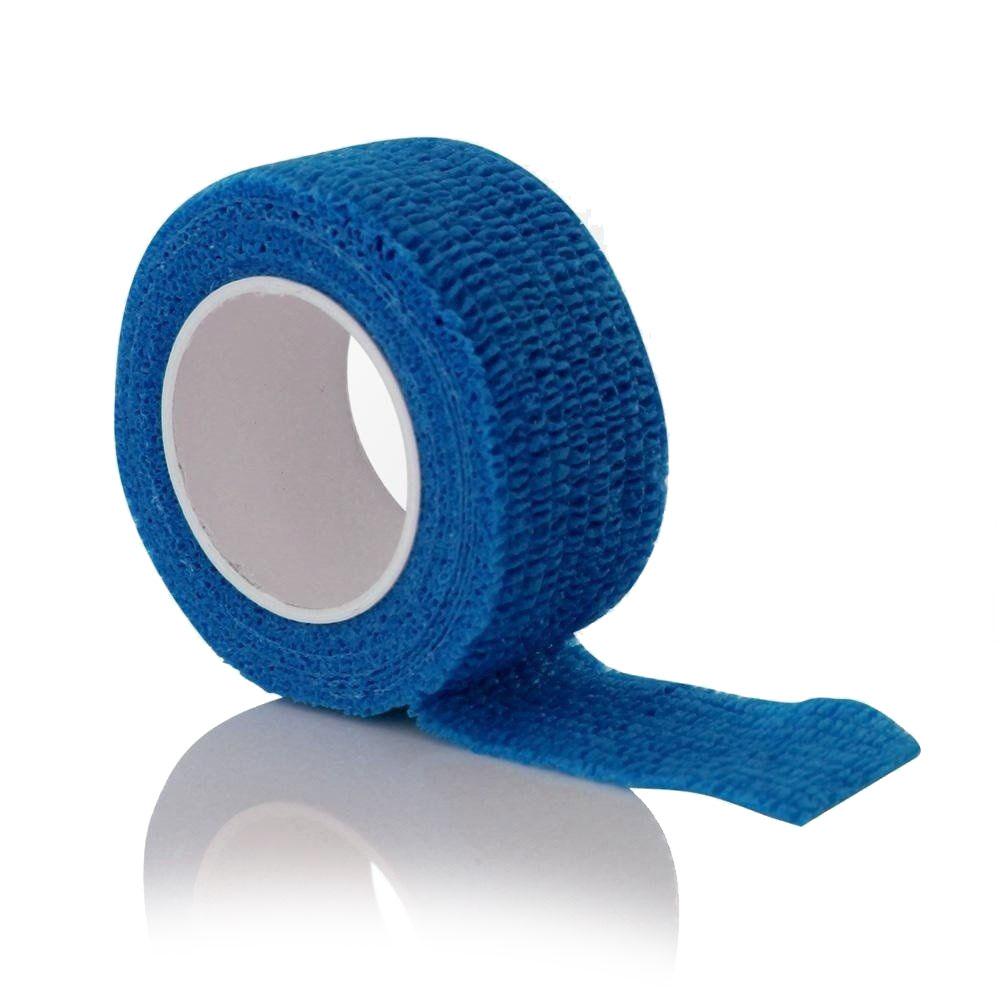 Eszközök és védőszalagok - Védőszalag ujjakra / kék
