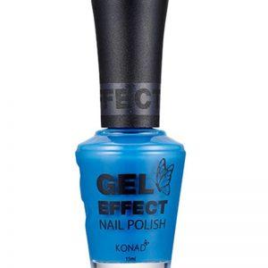 Lakkok - Gél hatású körömlakk Konad® 15ml kék