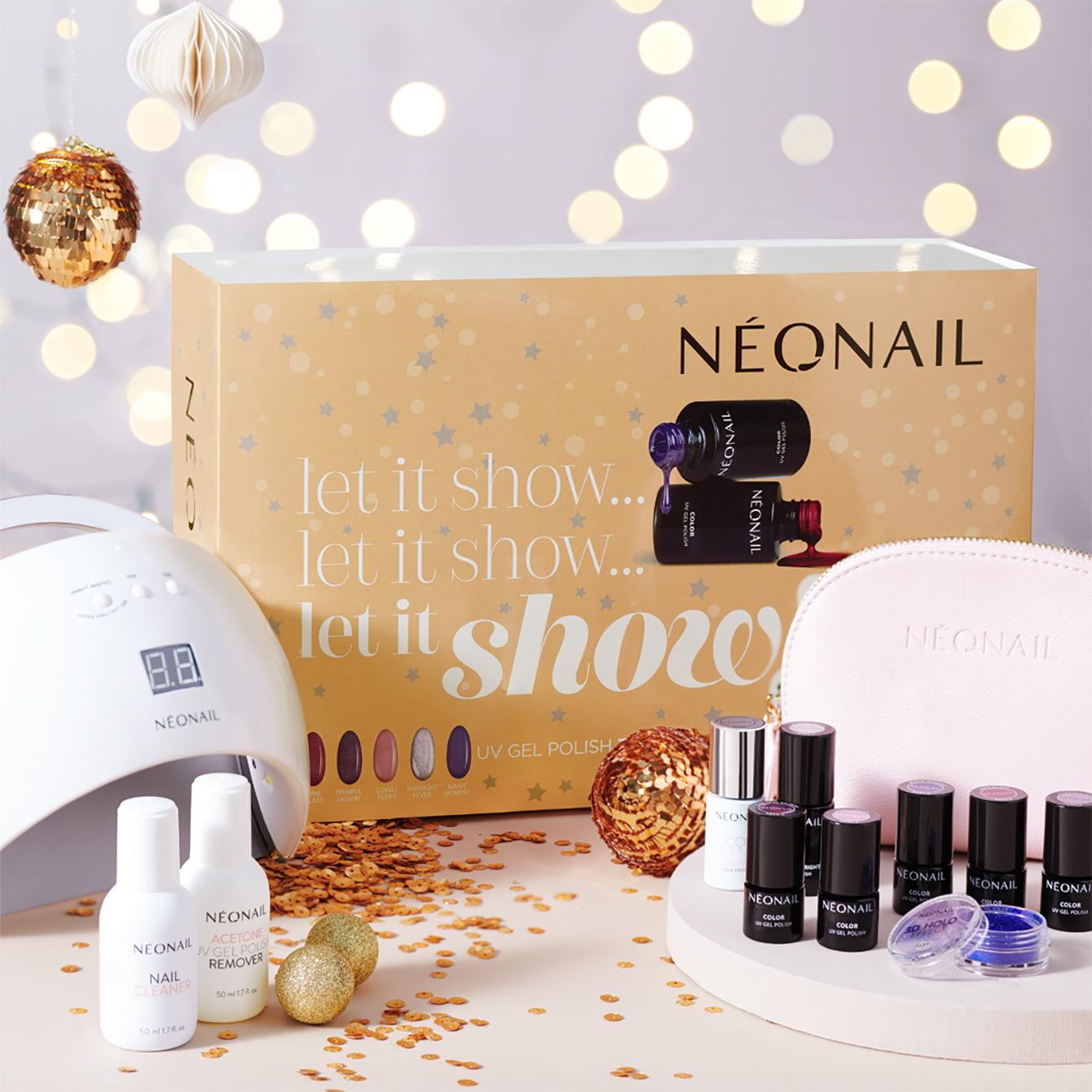 Gél lakk szettek - Gél lakk készlet NeoNail® Let is show