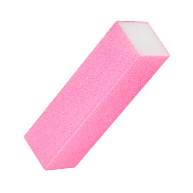 Reszelők és blokkok - Buffer blokk Neonail® rozsaszín