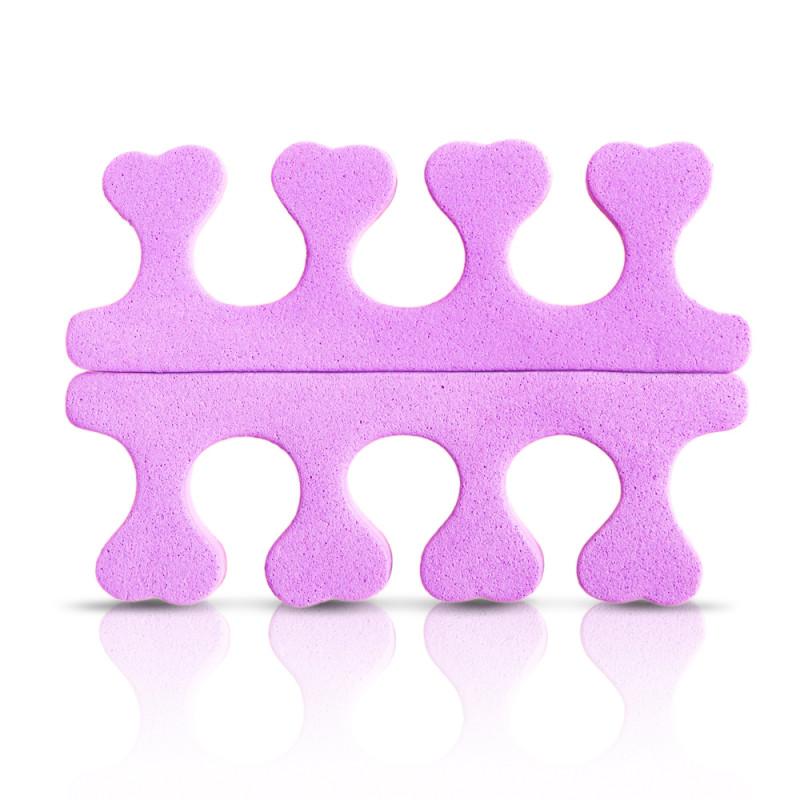 Manikűr-pedikűr - Lábujj szeparátor Donegal rózsaszín® - 1 pár