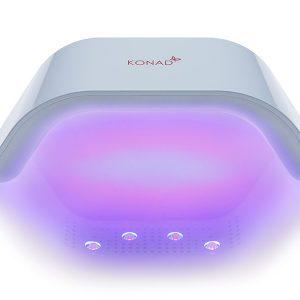 UV és LED lámpák - KONAD LED-UV lámpa 12 W rózsaszín