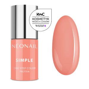 Gél Lakk | NeoNail® - NeoNail Simple One Step Color Protein 7,2ml - Juicy