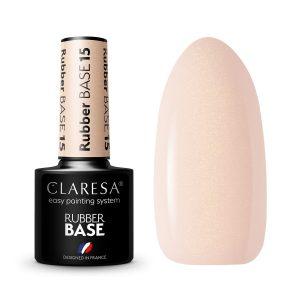 Base&Top | NeoNail®&MyLaQ® - Gél lakk CLARESA® Rubber Base 15 5ml