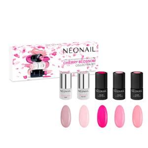 Kezdő szettek - NeoNail® gél lakk készlet Cherry Blossom