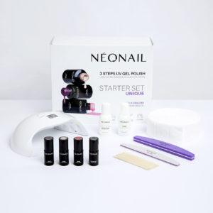 Kezdő szettek - Gél lakk készlet NeoNail®  Unique