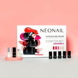 Kezdő szettek - Gél lakk készlet NeoNail® Adorable