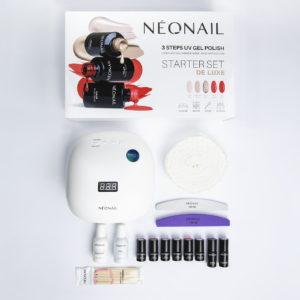 Kezdő szettek - Gél lakk készlet NeoNail® De Luxe